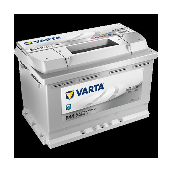 Varta Silver Dynamic E44 - 12V - 77AH - 780A (EN)