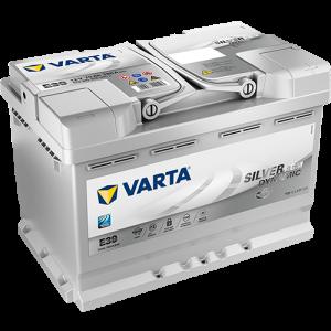 Varta Silver Dynamic AGM E39 - 12V - 70AH - 760A (EN)