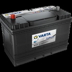 Varta H17 - 12V - 105AH - 800A (EN)