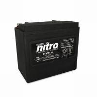 NITRO HVT 04 AGM geschlossen Harley OE 65989 - 12V - 22Ah - 325A/EN