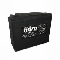 NITRO HVT 06 AGM geschlossen Harley OE 66010 - 12V - 23Ah - 350A/EN