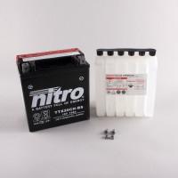 NITRO YTX20CH-BS AGM mit Säurepack HP - 12V - 18Ah - 270A/EN
