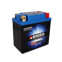 SHIDO LB12AL-A2 Q Lithium Ion - 12 V - 4 Ah - 240 A/EN