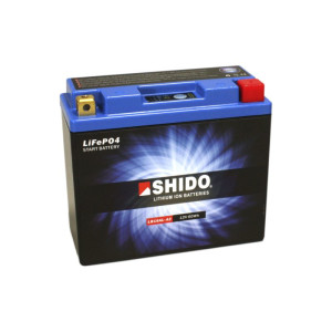 SHIDO LB16AL-A2 Lithium Ion - 12 V - 5 Ah - 300 A/EN