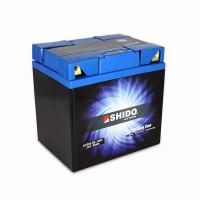 SHIDO LIX30L-BS Q Lithium Ion - 12 V - 8 Ah - 480 A/EN