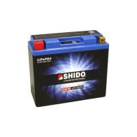 SHIDO LT14B-BS Lithium Ion - 12 V - 5 Ah - 300 A/EN
