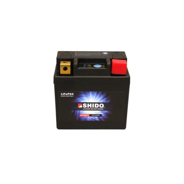 SHIDO LTKTM04L Lithium Ion - 12 V - 2 Ah - 120 A/EN
