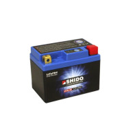SHIDO LTX4L-BS Lithium Ion - 12 V - 1,6 Ah - 95 A/EN