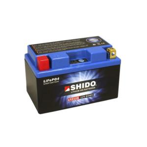 SHIDO LTZ12S Lithium Ion - 12 V - 5 Ah - 300 A/EN