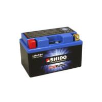 SHIDO LTZ14S Lithium Ion - 12 V - 5 Ah - 300 A/EN