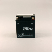 NITRO YTX7L-BS GEL AGM geschlossen - 12V - 6Ah - 100A/EN