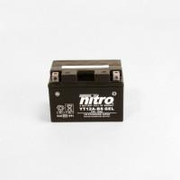 NITRO YT12A-BS GEL AGM geschlossen - 12V - 10Ah - 175A/EN