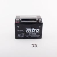 NITRO YTZ14S AGM GEL geschlossen - 12V - 11,2Ah - 230A/EN