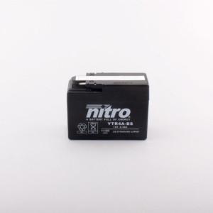 NITRO YTR4A-BS AGM GEL geschlossen - 12V - 2,3Ah - 45A/EN