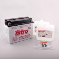 NITRO Y50-N18L-A mit Säurepack - 12V - 20Ah - 260A/EN
