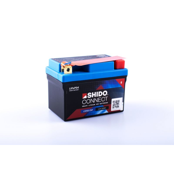 SHIDO connect Lithium Batterie - LTZ5S - 12 V - 2 Ah -...