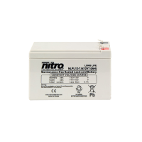 Nitro High Performance LPL12-7.0 - 12V - 7.0Ah
