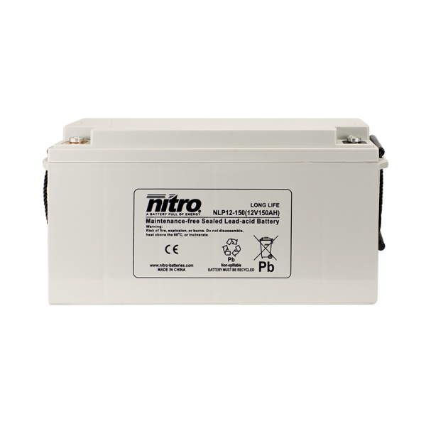 Nitro High Performance LP12-150 - 12V - 150Ah