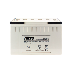 Nitro HighRate LHR12430W - 12V - 100Ah