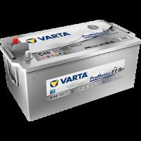 Varta EFB C40 - 12V - 240AH - 1200A (EN)