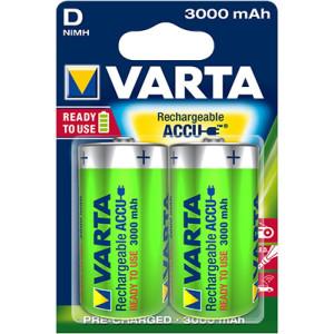 Varta Akku Mono D R2U 56720 NiMH 3000mAh Ready to use...