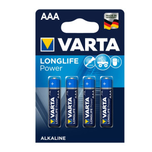 Varta Longlife Power ehem. High Energy Micro AAA Batterie...