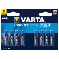 Varta Longlife Power ehem. High Energy Micro AAA Batterie 4903 LR03 (8er Blister)