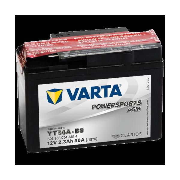 Varta Powersports AGM (LF) 12V - 2,3AH - 30A (EN)