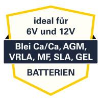 VPZ-LOAD 5000PLUS - 9 Ladestufen - 6V/12V - 2-110Ah