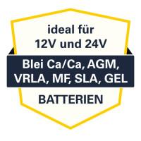 VPZ-LOAD 7000PLUS - 9 Ladestufen - 20-225Ah - 12V/24V