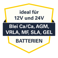 VPZ-LOAD 15000PLUS - 9 Ladestufen - 20-300Ah - 12V/24V