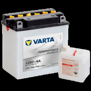 Varta Powersports Fresh Pack 12V - 7AH - 74A (EN)