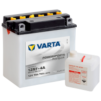 Varta Powersports Fresh Pack 12V - 7AH - 74A (EN)