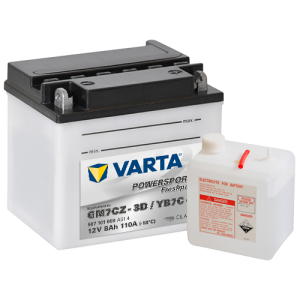Varta Powersports Fresh Pack 12V - 8AH - 110A (EN)