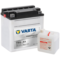 Varta Powersports Fresh Pack 12V - 9AH - 130A (EN)