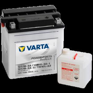 Varta Powersports Fresh Pack 12V - 11AH - 150A (EN)