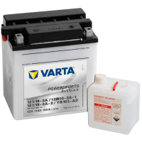 Varta Powersports Fresh Pack 12V - 11AH - 150A (EN)
