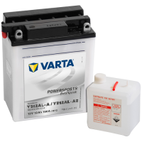 Varta Powersports Fresh Pack 12V - 12AH - 160A (EN)