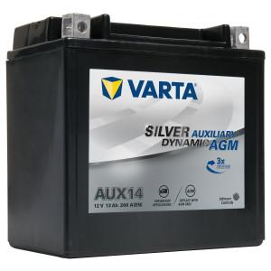 Varta Silver Dynamic AUX14 - 12V - 13AH - 200A (EN)