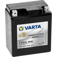 Varta Powersports AGM Active 12V - 6AH - 90A (EN)