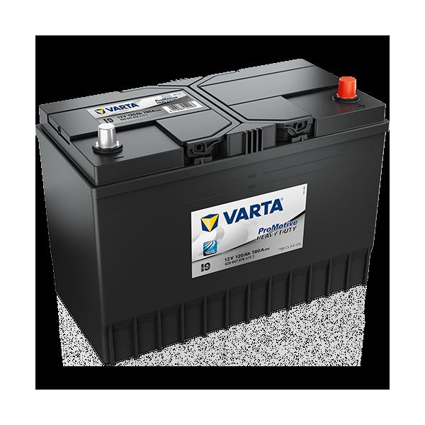 Varta I9 - 12V - 120AH - 780A (EN)