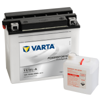 Varta Powersports Fresh Pack 12V - 18AH - 200A (EN)