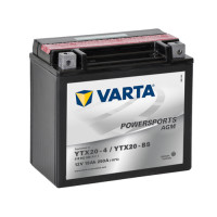 Varta Powersports AGM (LF) 12V - 18AH - 250A (EN)