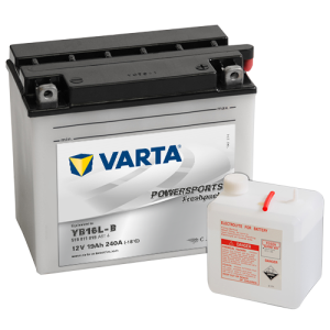 Varta Powersports Fresh Pack 12V - 19AH - 240A (EN)