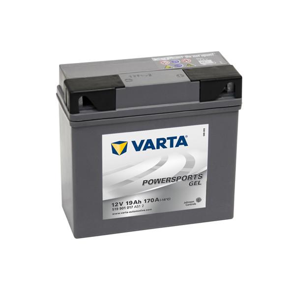 Varta Powersports Gel 12V - 19AH - 170A (EN)