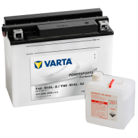Varta Powersports Fresh Pack 12V - 20AH - 260A (EN)