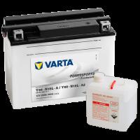 Varta Powersports Fresh Pack 12V - 20AH - 260A (EN)