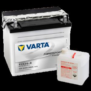Varta Powersports Fresh Pack 12V - 24AH - 200A (EN)