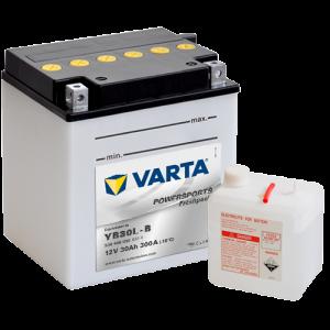 Varta Powersports Fresh Pack 12V - 30AH - 300A (EN)