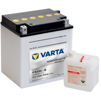 Varta Powersports Fresh Pack 12V - 30AH - 300A (EN)